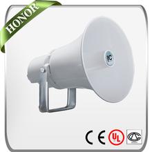 T-720G 30W Outdoor Waterproof Horn Speaker 100V Weatherproof Aluminum Horn Speaker