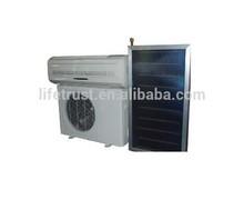 Air conditioner solar powered air conditioner