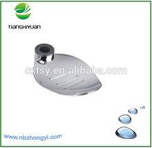 Bathroom accessories ABS soap dish drain soap dish for slide bar plastic soap dish