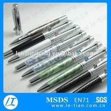 LT-B757 New Design Nice ball pen & Roller pen Metal pen set with your logo