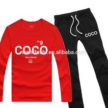 wholesale design men sports clothes set