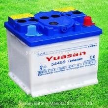 Yuasan Super DIN 44AH Motor Start Battery Lead Acid Dry 12V Battery -54459