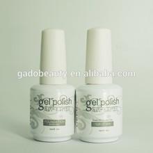 top coat gel - Gado perfect nail soaks off