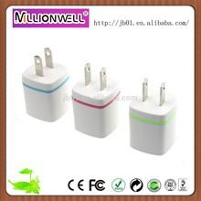 100-240V Smart 5V-1A fast charging adapter,charging station charger