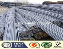 de-formed steel rebar HRB400 HRB500 BS449-460 BS ASTM rebar