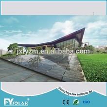 competitive price good quality Transparent BIPV Solar Panel