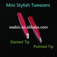 Mini Stylish Hot Sell Eyebrow Tweezers