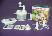 twisting vegetable chopper, Food Processor Swift Chopper as seen on tv from factory