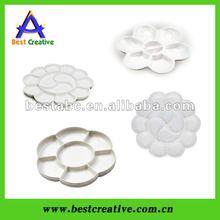 Flower Types Plastic Palette