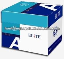 500 folhas por Ream A4 branco da cópia papel tamanho legal 8.5 * 14