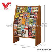 Book/Newpaper Display Shelf