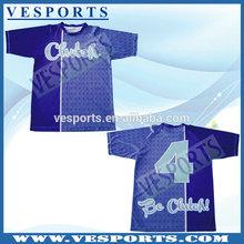 Fashion Softball Shirts Sublimation Softball Jerseys Promotion