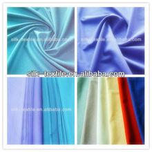 100% silk noil poplin