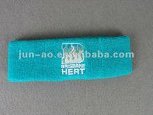 2014 hot selling terry headband wide plastic headbands