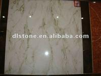 Cheap Italian porcelain tile with marble vein deisign