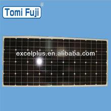 Solar energy PV 100w mono solar module with TUV UL certificate