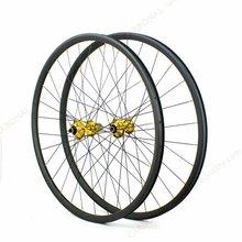 29er MTB mountain bike wheel, carbon clincher wheels