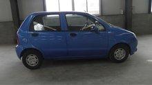 electric car eOne-02(60V/4KW), EEC homologated electric passenger car,sedan model,4 seats
