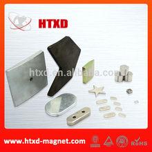 High Quality Custom Neodymium Magnet special shaped magnet