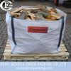 PP bag scrap/bags for wood pellet packing