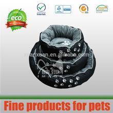 Teflon outdoor dog donut,pet dog bed
