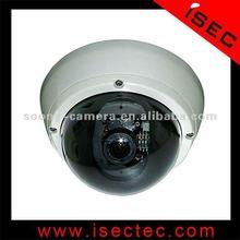 2.8-12mm Manual Zoom Lens Optional 600TVL Dome CCTV Camera Case