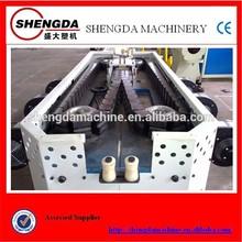 For Electric Conduit Plastic Flexible Corrugated PVC Rib Hose / Pipe Machine
