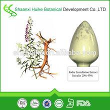 Pure Natural Radix Scutellariae Extract with Baicalein