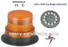 Car LED Warning light, Beacon(KF-WB-37-12 SMDs) 12-80V