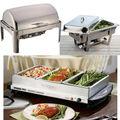 Buffet de calidad chafer, los alimentos más cálido y más buffet restaurante equipos