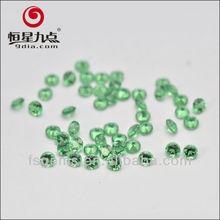 2GC40001B Large Stock Round Nano Emerald Crystal Gemstone