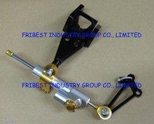Motorcycle Steering Damper for ZX 650R ER-6N ER6N 09-11 BLACK AND GOLD COLOR