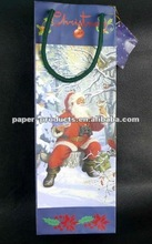 2012 popular christmas ornament paper gift bag