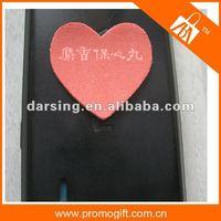 New microfiber sticker screen cleaner cloth