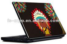 "Fancy Fashion Color Skull Laptop full Skin /decoration skin for laptop Universal for less than 15"""
