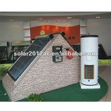 swimming pool heat pipe split pressuirzed solar water heater collector
