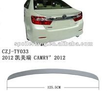ABS REAR SPOILER FOR TOYOTA CAMRY 2012