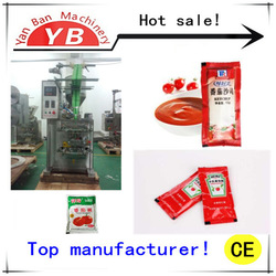 YB-150J Automatic Yoghurt/Milk Packaging Machine