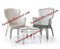 shanghai commercial furniture wholesale lounge polycarbonate arm chairs