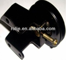 high quality toyota hiace 4Y/491 power steering pump belt tensioner,tensioner with support,belt tension