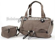 2014 newest fashion design ladies fancy travel bag set/leisure bag