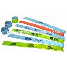 Wholesale Promotional Custom Slap Bracelets