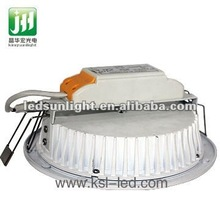 150mm Hole size Residential high lumens LED Downlight housing