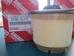 Diesel Engine Fuel Filter Price For TOYOTA INNOVA FORTUNER LEXUS HILUX 23390-0L041 ALG7800 MD593 TF1591