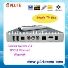 2012 Hot Saling Rockchip 2918 Android 2.3 Google TV Box