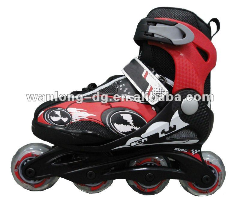 Children expandable inline skates, Fitness Skates and Rollerblades for Children and Juniors