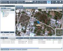 Global web based gps tracking platform