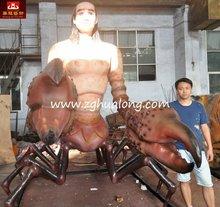 3M high The Scorpion King movie star statue
