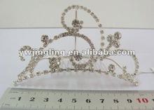 2012 latest crystal and rhinestone bridal headwear
