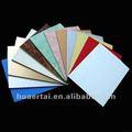 ACP alta densidad de aluminio de material de construcción